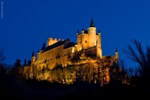 Alcazar-Segovia