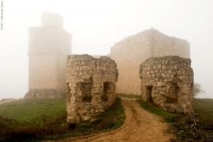 Barcience-niebla